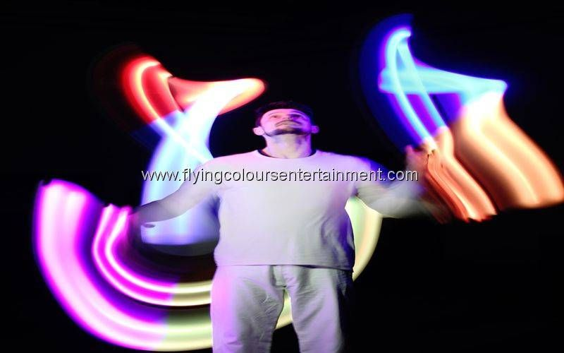 Glow LED Light Freestyle Performances