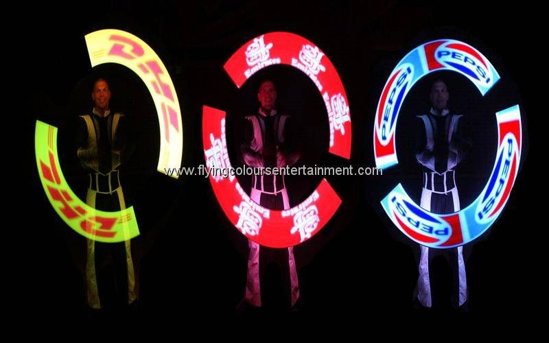 Glow LED Light Shows